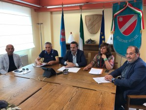 La conferenza stampa di Frattura e Gallo, con i pediatri di libera scelta