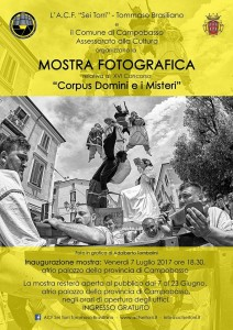 premiazione concorso fotografico misteri 2017