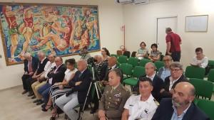 Nella Sala del Coni la presentazione del 'Comitato molisano Caduti per la Pace'