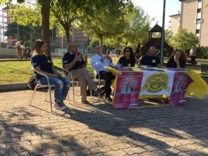 La presentazione della rassegna teatrale al Parco San Giovanni