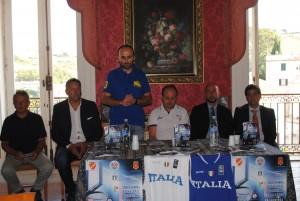 La presentazione del torneo a Ripalimosani