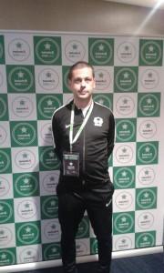Salvatore Griguolo a Londra al campionato mondiale 'Star Sixes'