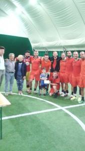 I vincitori del Trofeo 'La Baita'