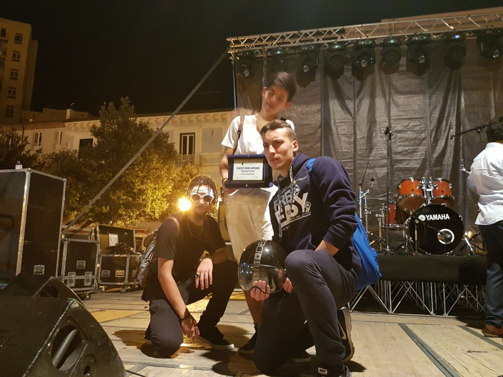contest band Gianluca Fuso 8 vincitori