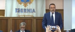 Il Ministro Delrio e il governatore Frattura