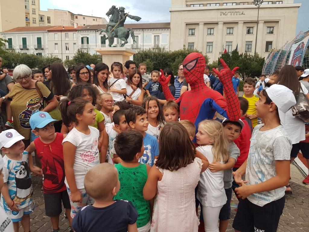 #lachamiinpiazza spider man 2