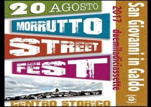 morrutto street fest
