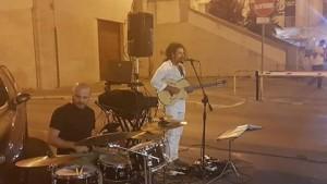 Oreste Sbarra e Sally Cangiano a 'La Dolce Napoli'