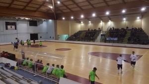 Chaminade Campobasso - Benevento 5 si è disputata al 'PalaSelvaPiana'
