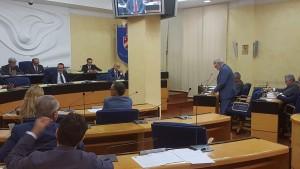 La seduta del Consiglio regionale dell'8 settembre 2017