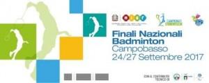 logo finali Badminton