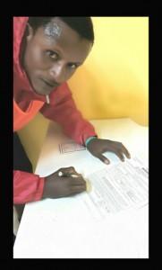Omar Bangura