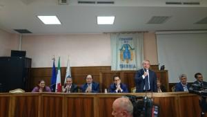 L'incontro dell'Ulivo 2.0 nella Sala consiliare del Comune di Isernia