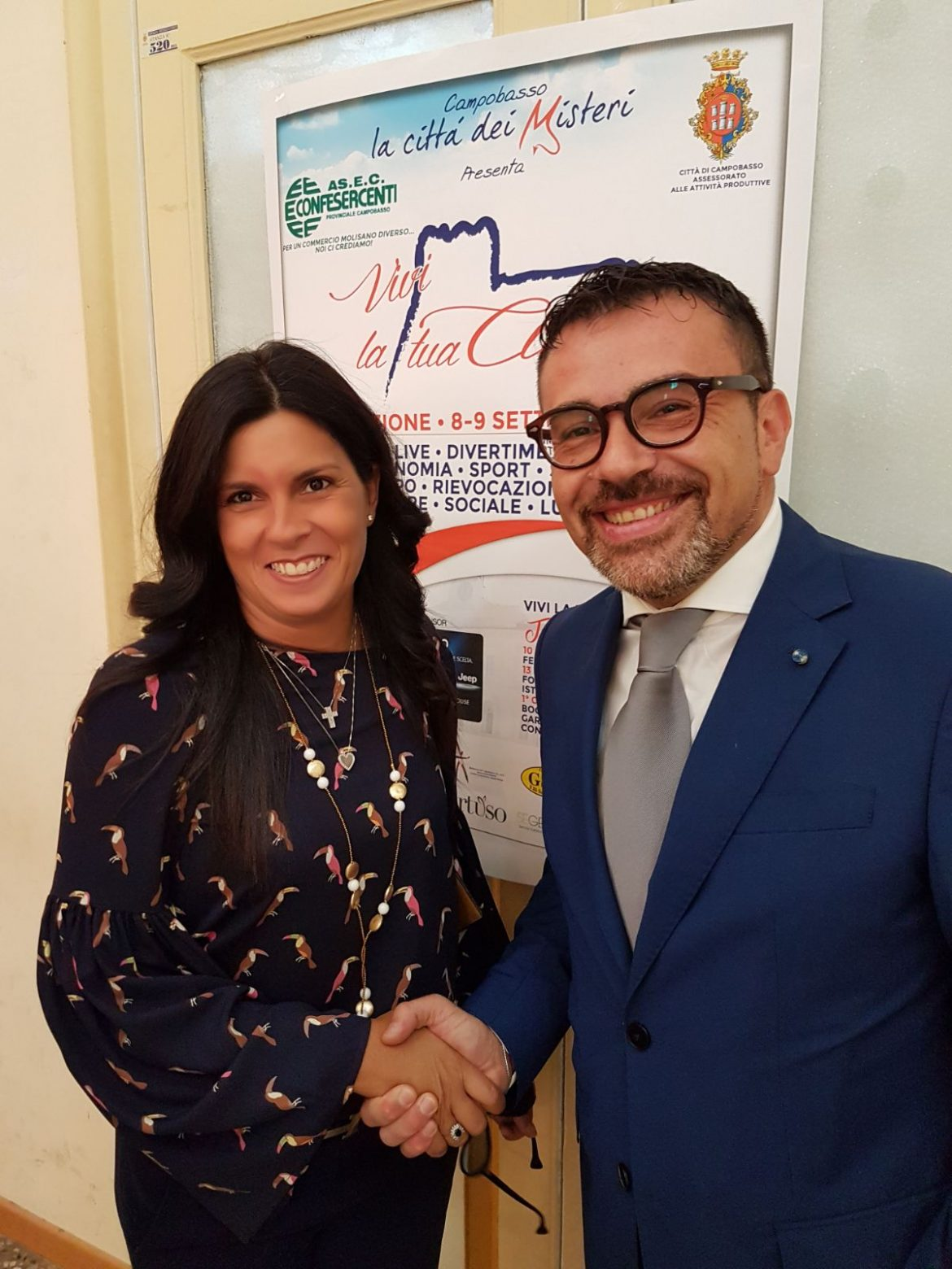 """Photo of Antenne a Campobasso, Colagiovanni e Fasolino: """"Una mozione per portare il dibattito a Palazzo San Giorgio"""""""