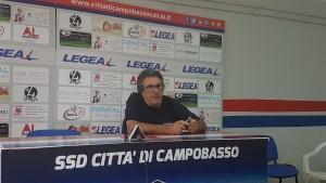 Il direttore generale del Campobasso, Alberico Turi