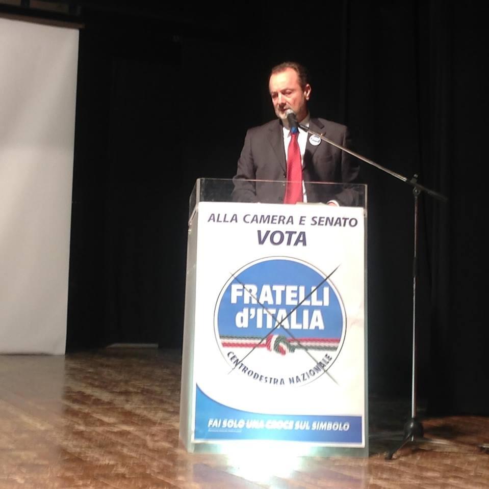 """Photo of Fratelli d'Italia si schiera contro il suo rappresentante in Giunta e Consiglio regionale, Quintino Pallante: """"Ci dissociamo dalle scelte del governo regionale"""""""