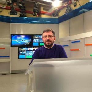 Il giornalista Giancarlo Fiume