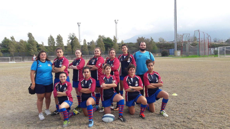 La squadra femminile degli Hammers