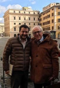Salvini e Mazzuto