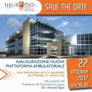 neuromed inaugurazione