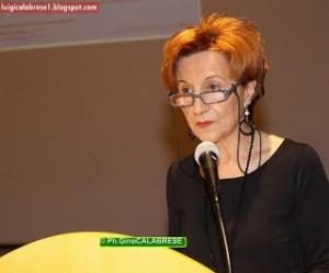 La giornalista Pina Petta, neo-presidente dell'Ordine dei Giornalisti del Molise