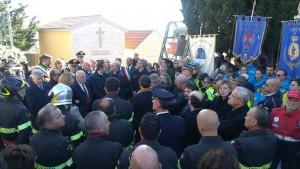 La cerimonia di San Giuliano di Puglia