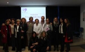 Foto_Direttivo fondazione Cuore delle Donne