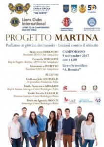 Manifesto Liceo Scientifico