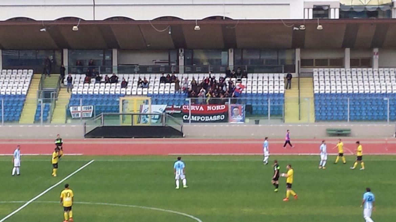 Photo of Il Lupo esce dal tunnel: D'Agostino e Ingretolli rispondono a Ceccarelli. Il Campobasso espugna San Marino. Per l'Agnonese ko in zona 'Cesarini'