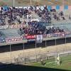 I tifosi del Campobasso nel match contro l'Avezzano