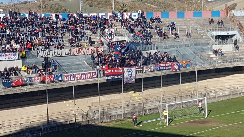 Photo of Il Campobasso è obbligato a vincere contro il modesto Monticelli per allontanare la zona playout