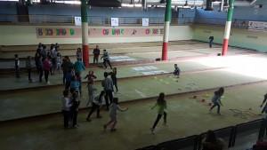 Gli studenti della 'Colozza' impegnati nel progetto 'FIB Junior: tutti in gioco'