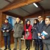 La conferenza stampa di presentazione del cartellone 'Un Natale... coi fiocchi'