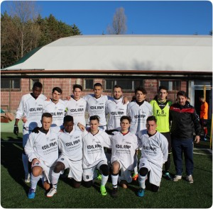 La Juniores della Polisportiva Kalena
