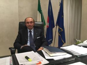 Vincenzo Cotugno, presidente del Consiglio regionale del Molise