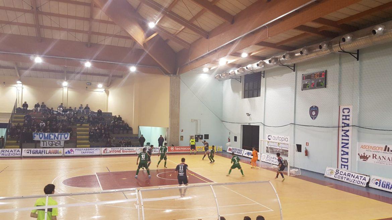 Photo of Coppa Italia calcio a 5, fuori la Chaminade. Il Giovinazzo espugna Campobasso