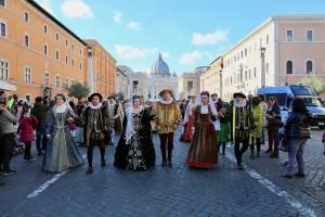 crociati e trinitari roma