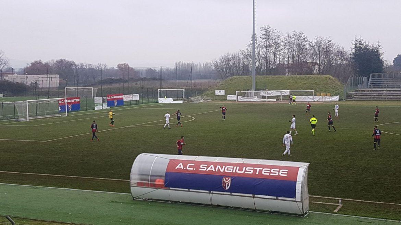 Photo of La Sangiustese acuisce la crisi del Campobasso: un gol di Villa stende i lupi. L'Agnonese cede al San Nicolò