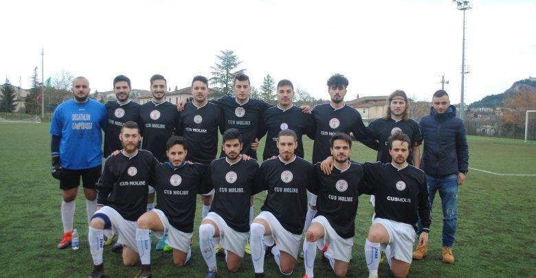 Campionati nazionali universitari nel calcio la selezione for Mobilia sassari