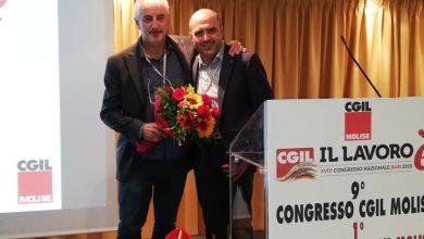 """Photo of De Socio (CGIL) sui rapporti politica – sindacati: """"Recuperare metodo e merito"""""""
