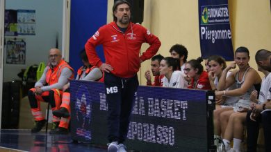 Photo of Pallacanestro serie A2, per la capolista La Molisana Magnolia Campobasso difficile trasferta ad Ariano Irpino