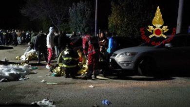 Photo of Specializzati in rapine in discoteca: sette arresti per i fatti di Corinaldo in cui rimase ferito un 18enne di Ferrazzano