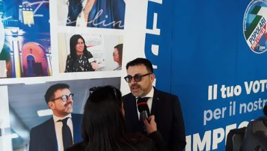 """Photo of Inaugurazione della sede elettorale di Salvatore Colagiovanni, entusiasmo e tanti amici: """"Una sfida più bella delle altre. Negli ultimi anni abbiamo creato format di successo per Campobasso"""""""