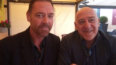 Photo of Da Hollywood al Molise, Marton Csokas sale in cattedra a Campobasso