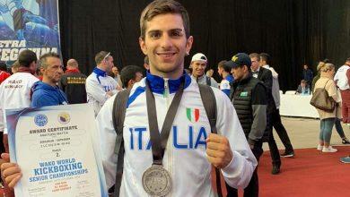 Photo of Sarajevo, Mattia Amatuzio di Bojano si conferma vice campione del mondo di kickboxing