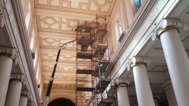 Photo of Cattedrale, in autunno la fine dei lavori sul tetto. Il Comune si farà carico dell'illuminazione e della pavimentazione antistante