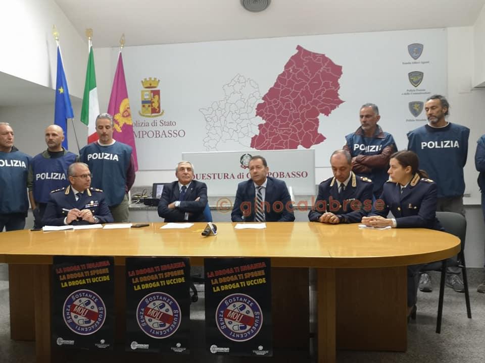 Operazione Pinocchio: in carcere anche la 22enne di Campobasso che si nascondeva in un paese della provincia - CBlive - CBLive