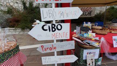 Photo of Convivio culturale: 'Libri da mangiare' porta in piazza gli studenti dell'Istituto 'Barone' di Baranello e la pizza scema