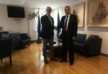 Photo of Palazzo Vitale, Toma incontra il nuovo questore Francini