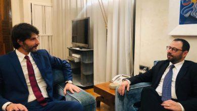 Photo of Il sindaco Gravina incontra il ministro Patuanelli